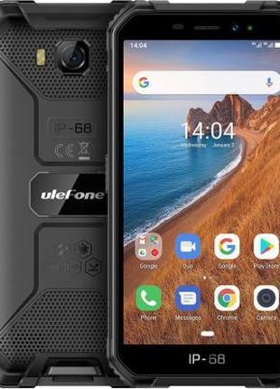 Мобильный телефон Ulefone Armor X6 2/16GB Black (6937748733423)