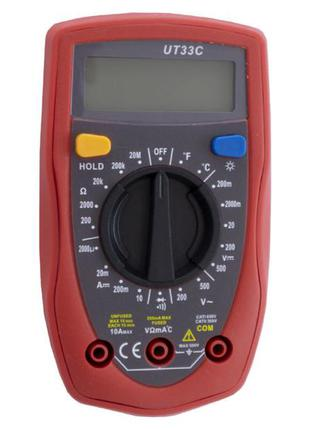 Мультиметр Digital Multimeter UT-33C