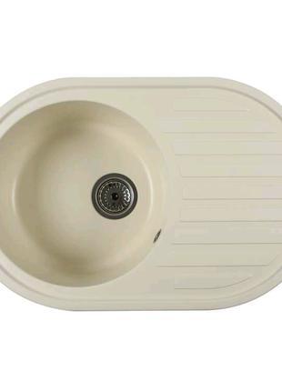 Кухонна мийка Ventolux EMILIA (crema) кухонная мойка