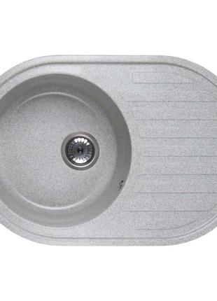 Кухонна мийка Ventolux EMILIA (grey granit) кухонная мойка