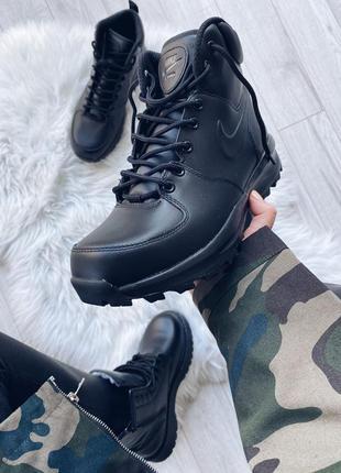 Ботинки nike manoa leather оригинал