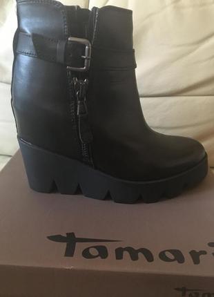 Ботинки Tamaris, размер 41