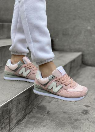 Шикарные кроссовки new balance