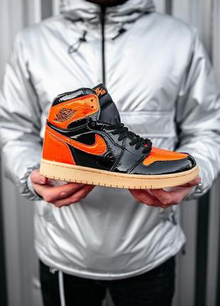 Мужские кроссовки nike air jordan