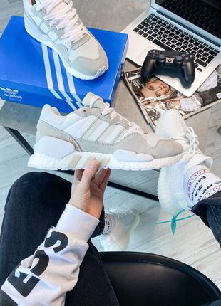 Кроссовки adidas zx / eqt