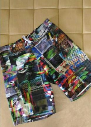 Яркие, стильные шорты watts р.xl