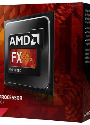 процессор 6 ядер FX 6350 Black Edition 4.2Ghz Turbo Boost