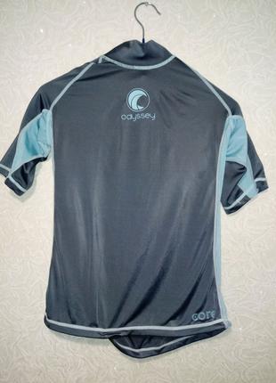 Гидромайка, футболка для купания Odyssey