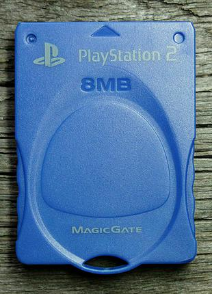 Memory Card Magic Gate Kotobuki KMC20J PlayStation 2 / PS2 (8MB)