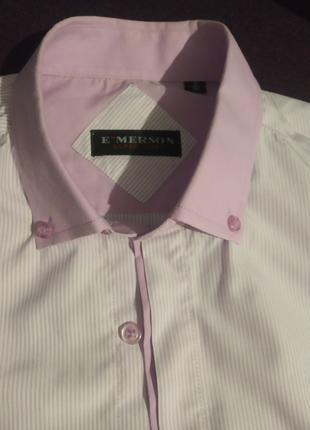 Мужская рубашка 46р.
