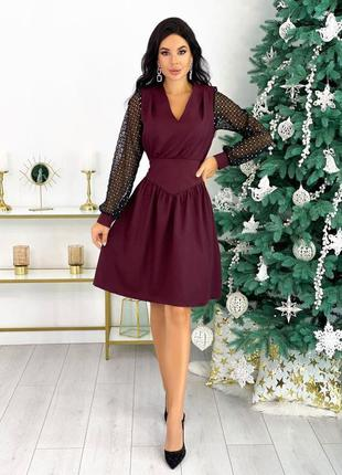 Платье женское красивое нарядное