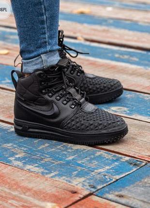 Зимние мужские кроссовки с мехом