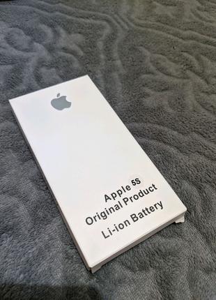 Батарея аккумулятор iPhone 5s