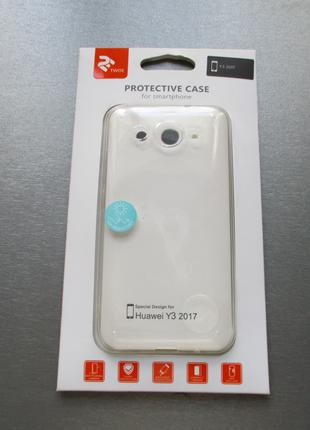 Чехол 2E для Huawei Y3 2017