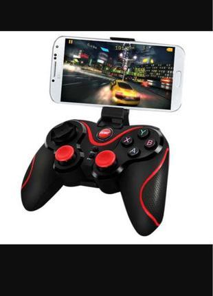 Беспроводной джойстик геймпад X3 Джойстик для смартфона IOS, Andr