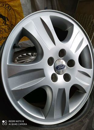 Диск литой оригинал Ford Connect Focus Mondeo Kuga R16(5*108)