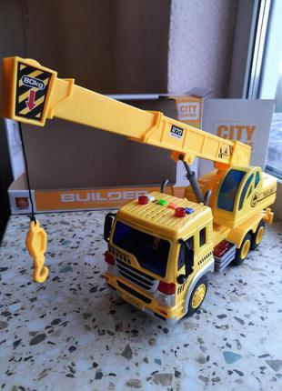 Автокран  WY310 E Builder
