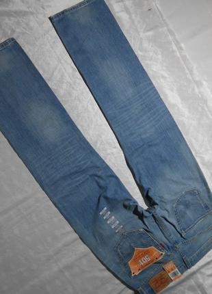 32 Levis 501 мужские прямые джинсы Левайс чоловічі джинси