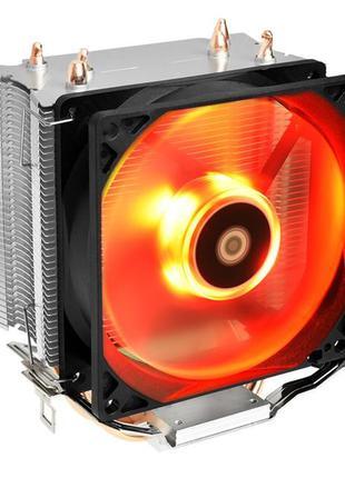 Кулер для процессора ID-Cooling SE-913-R PWM, Intel: 1151/1150...
