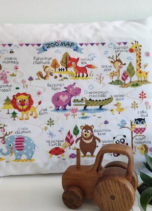 Подушка игрушка для детей