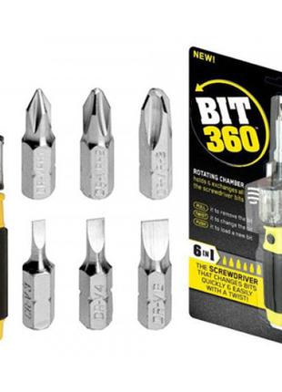 Отвертка Bit 360