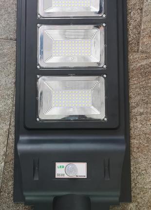 Прожектор на солнечной батарее 90W