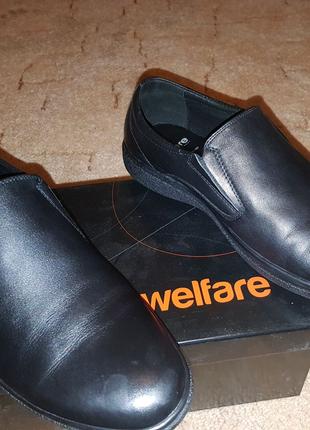 Туфлі чоловічі Welfare.