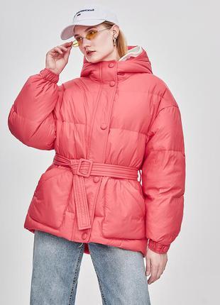 🔥тренд 2020! 🔥 зимний пуховик пуховая куртка натуральный 🦆 пух...