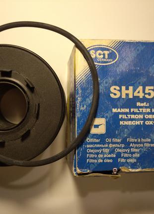 Фильтр масляный SCT - SH454P (Ford Transit, Mondeo)