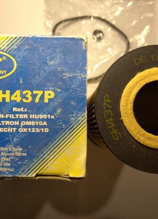 Фильтр масляный SCT - SH437P (Mercedes-Benz,Chevrolet,Ssang Yong)