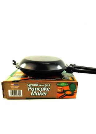 Двухсторонняя сковорода для приготовления блинов и панкейков Panc