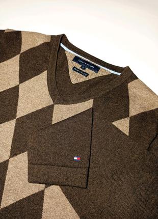 Джемпер, пуловер мужской Tommy Hilfiger
