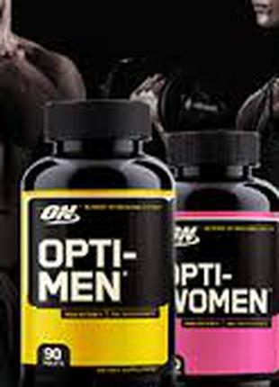 Opti Women Opti – Men