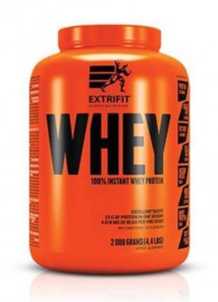 Протеин 100 % Instant Whey Protein ExTrifit (2000 гр.)