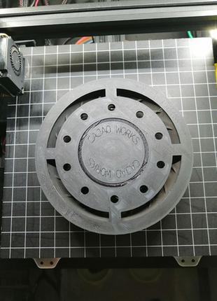 Лицевая часть воздухозаборника Smart Fortwo 450