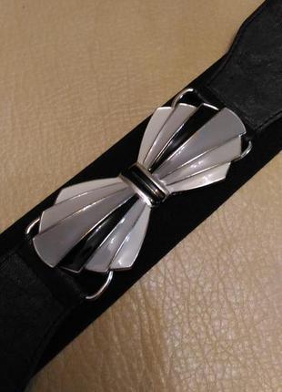 Пояс резинка accessorize для верхней одежды