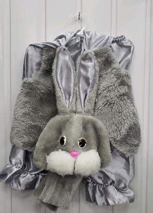 Карнавальный костюм зайчик в садик