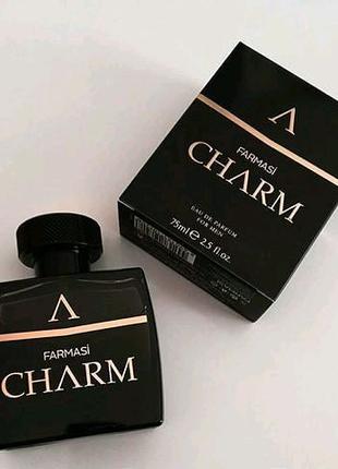 🧔Мужская парфюмированная вода Charm Farmasi