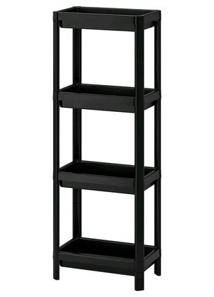 Полка  4-х ярусная VESKEN IKEA