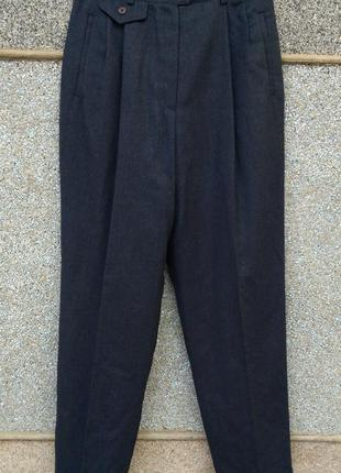 Lauren ralph lauren винтаж брюки штаны шерсть размер 46 48