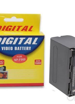 Аккумулятор Sony NP- F960 NP- F970 7200mAh 7.2V