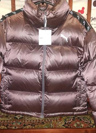 "Куртка зимняя ""Puma"""