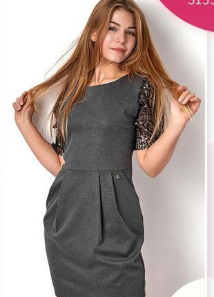 Новые модные платья на подростков.