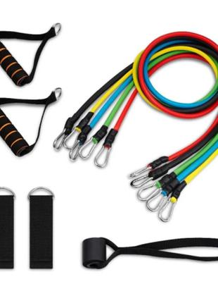Эспандер резина для зарядок ( exercise pipe )