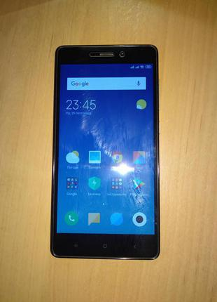 Xiaomi Redmi 3S 3/32GB Dark Grey