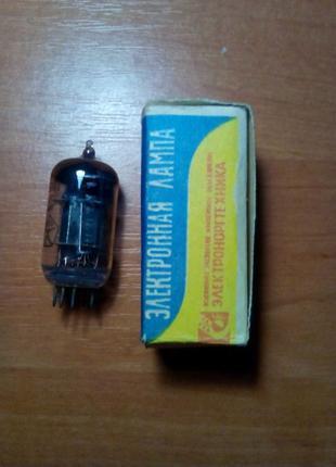 Радиолампы 6ф1п, 6х2п, 6н1п