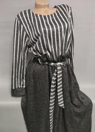Платье женскоевбольших размерах