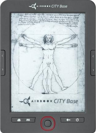 Электронная книга AirBook City Base с чехлом