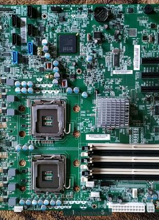 Материнская плата сервера HP DL180G5 SE1102 E5420 L5420 DDR2 ECC