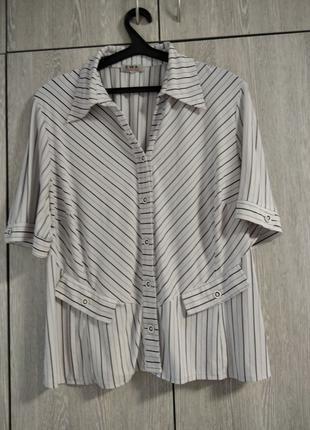 Блузка-рубашка  EWA collection